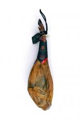Jambon pata negra ibérique nourri au grain certifié Revisan