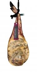 Jambon pata negra ibérique (Épaule) nourri au grain entier Arturo Sánchez